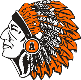 Baseball apaches logo clipart banner transparent library Boone-Apache School banner transparent library