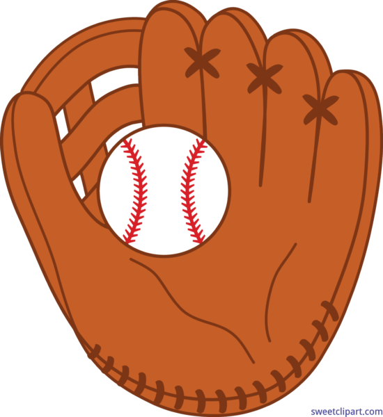 Baseball mitt clipart jpg black and white download All Clip Art Archives - Page 61 of 62 - Sweet Clip Art jpg black and white download