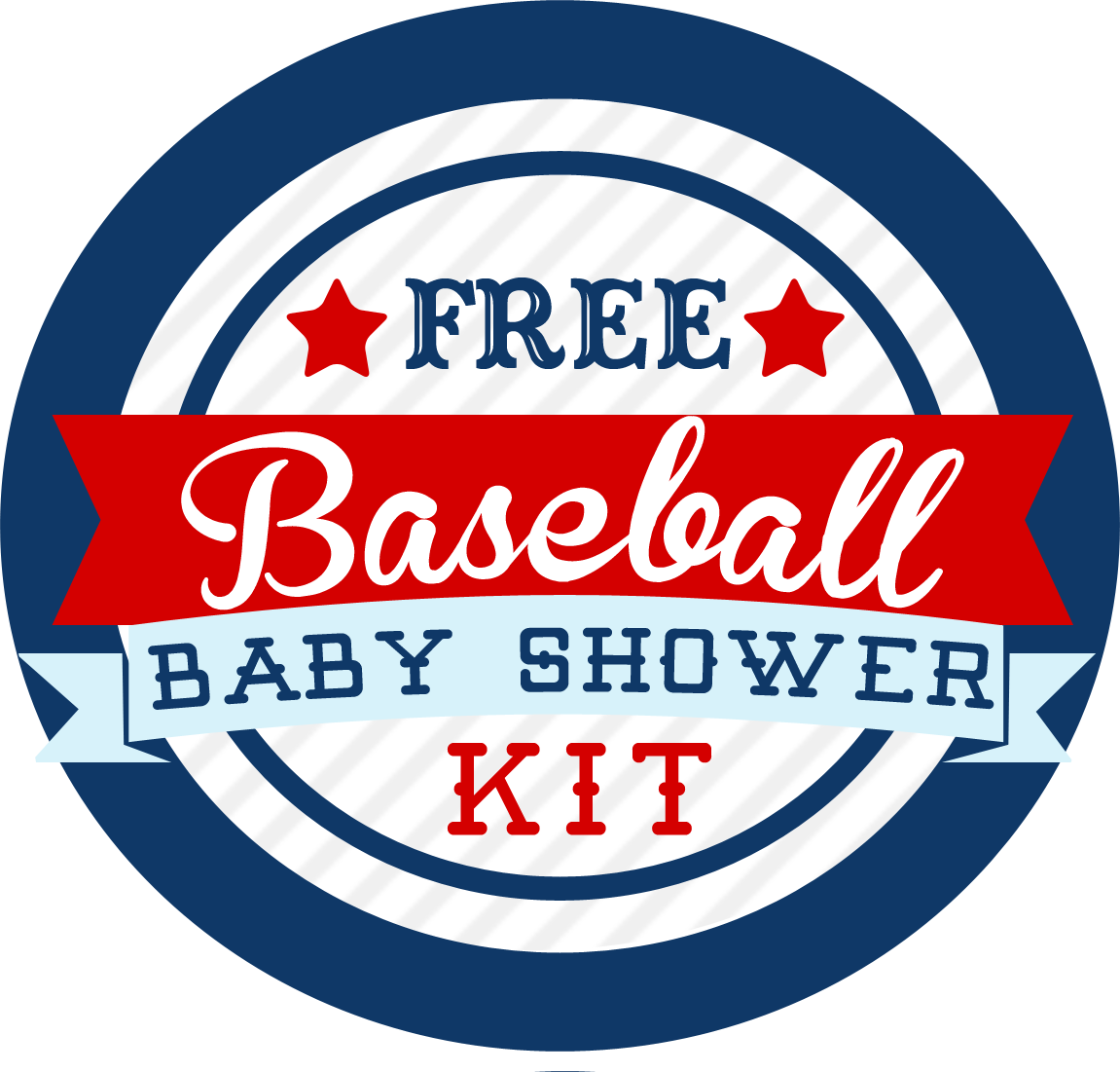 Baseball baby shower clipart image black and white library 26 Images of Baseball Theme Printable Banners Template Free   canbum.net image black and white library