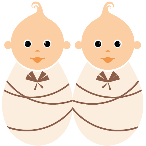 Baseball baby twins clipart png royalty free Free Twin Babies Cliparts, Download Free Clip Art, Free Clip Art on ... png royalty free
