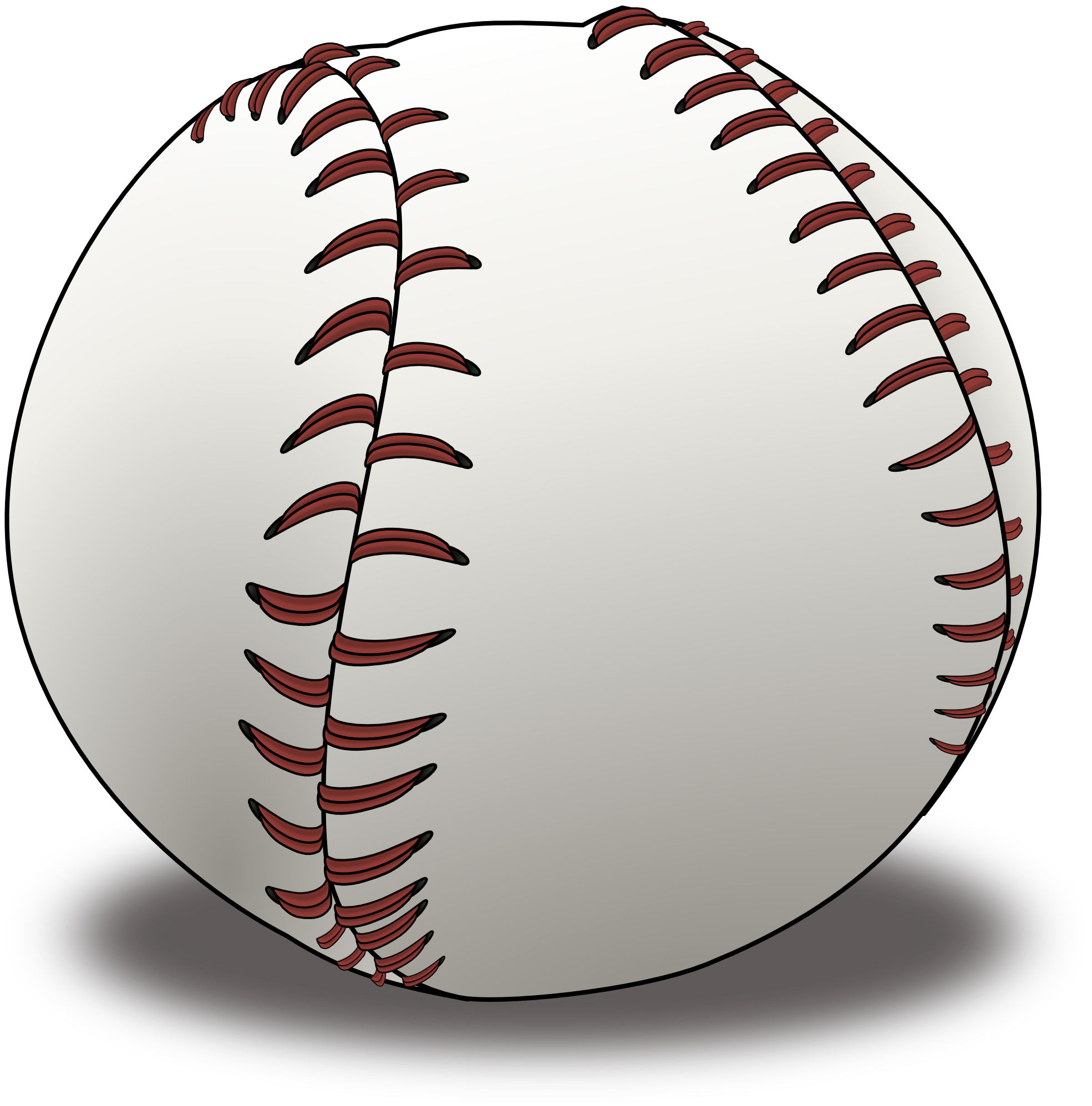 Free baseball clipart vector library stock Baseball png clipart #35349 - Free Icons and PNG Backgrounds vector library stock