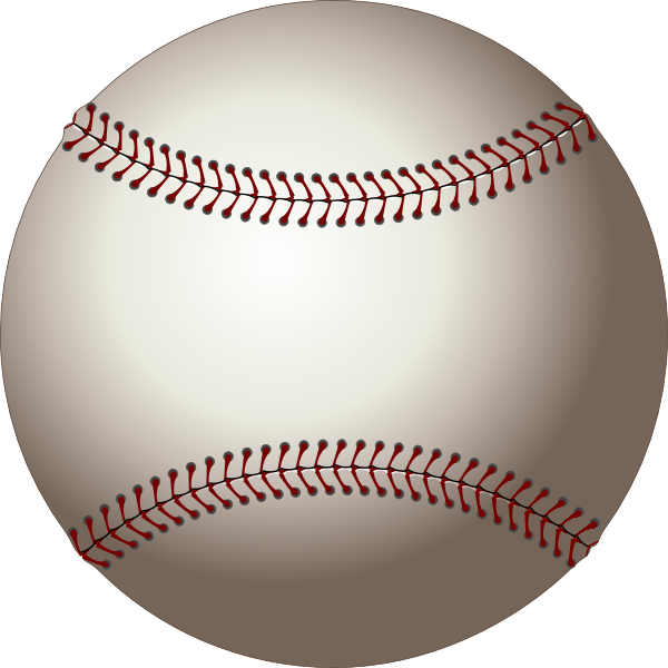 Baseball ball clipart clip art download Baseball Ball Clip Art at Clker.com - vector clip art online ... clip art download