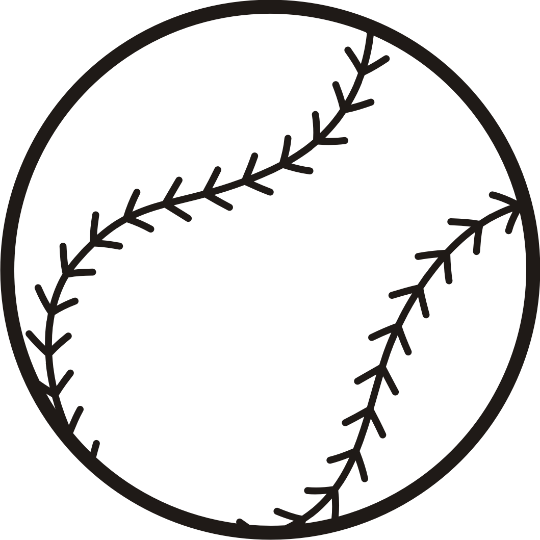 Baseball ball clipart black and white free graphic library Free Baseball Black Cliparts, Download Free Clip Art, Free Clip Art ... graphic library