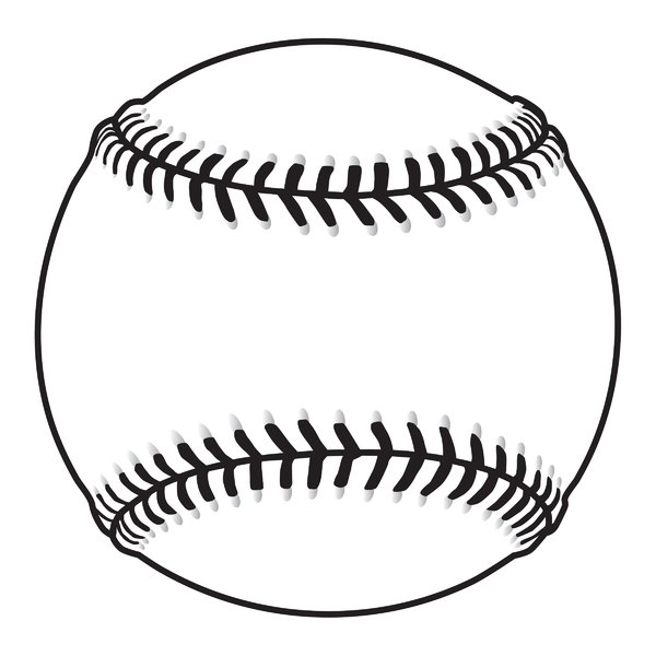 Baseball ball clipart black and white free free library Baseball Clipart Black And White Free | Free download best Baseball ... free library