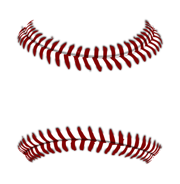 Baseball seams clipart png freeuse Red Baseball Clip Art at Clker.com - vector clip art online, royalty ... png freeuse