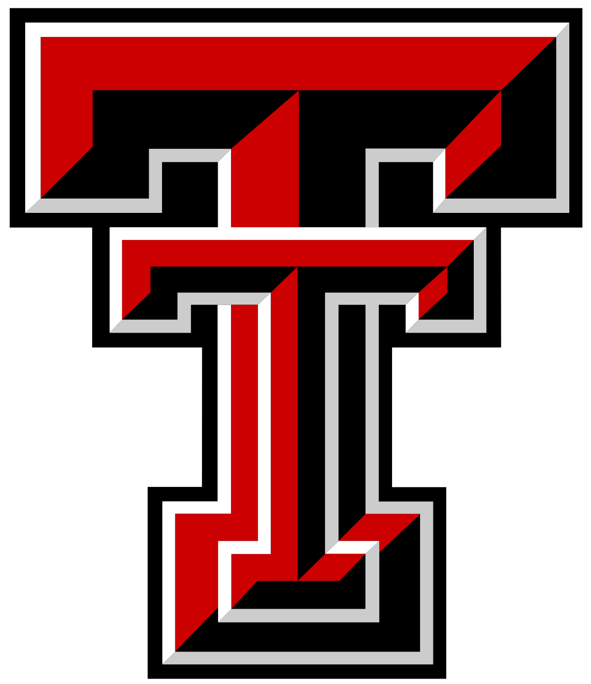 Cross country logo clipart svg royalty free stock Texas Tech Red Raiders - Wikipedia svg royalty free stock