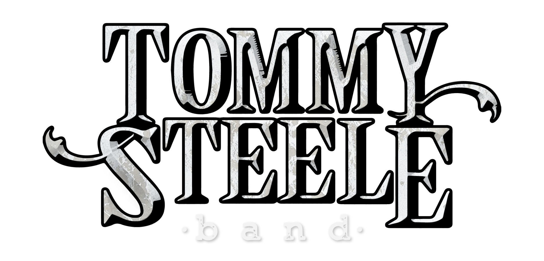 Baseball band of brothers clipart clipart black and white Tommy Steele Band | How the Hell Did I Get Here clipart black and white