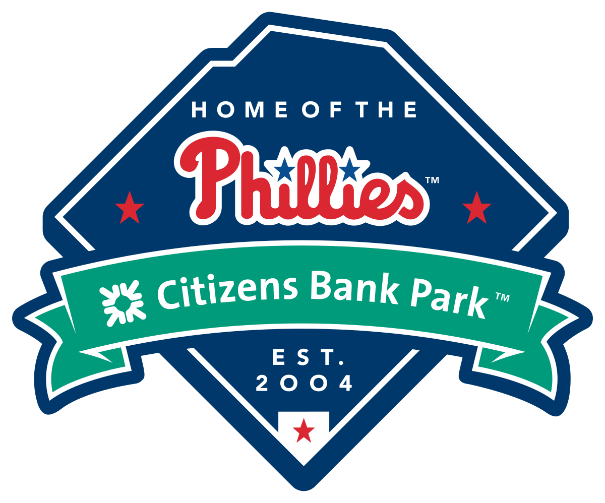 Major league baseball stadium clipart clipart black and white stock Citizens Bank Park - Wikipedia clipart black and white stock