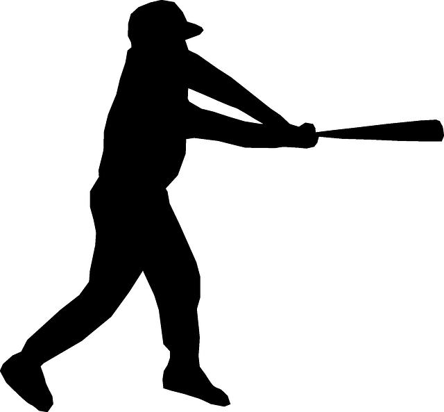 Fat baseball bat clipart black and white download Registration is open for Spring Baseball! | Macaroni Kid black and white download