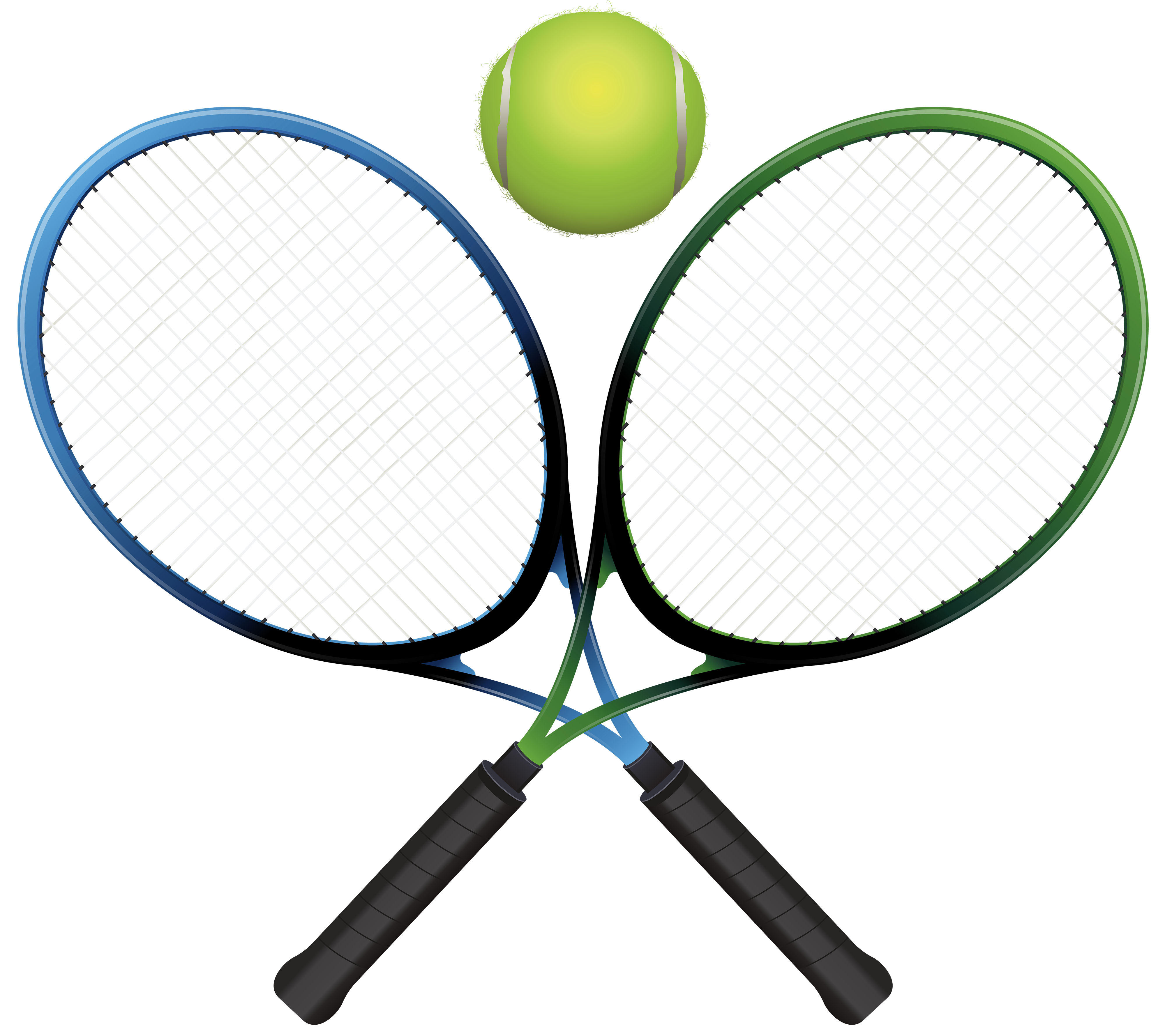 Clipart tennis racket with money banner free Tennis Rackets and Ball PNG Clipart - Best WEB Clipart banner free