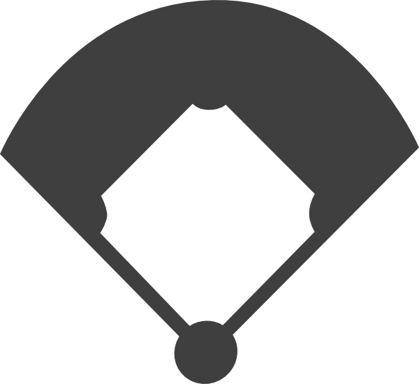 Baseball bat clipart black picture library Baseball Base Clipart (57+) picture library