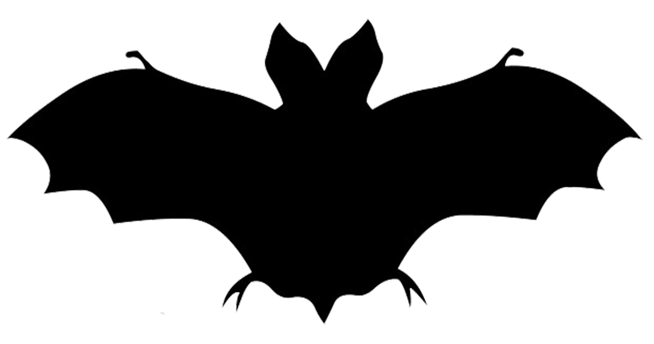 Halloween flying bats clipart banner library ➡➡ Bat Black And White Clip Art Images Free Download banner library
