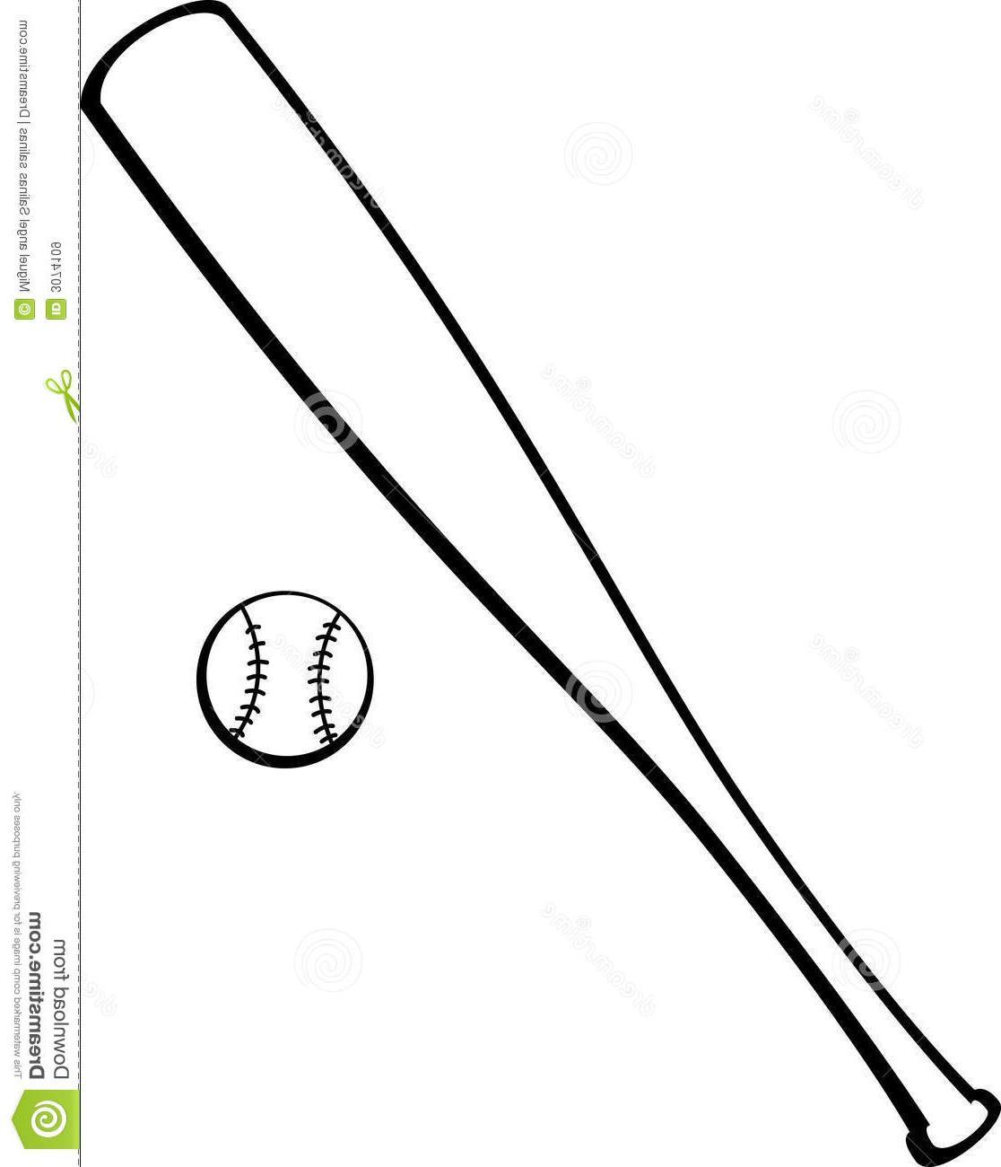 Baseball bat clipart vector free banner royalty free library HD Baseball Bat Outline Clip Art File Free » Free Vector Art, Images ... banner royalty free library