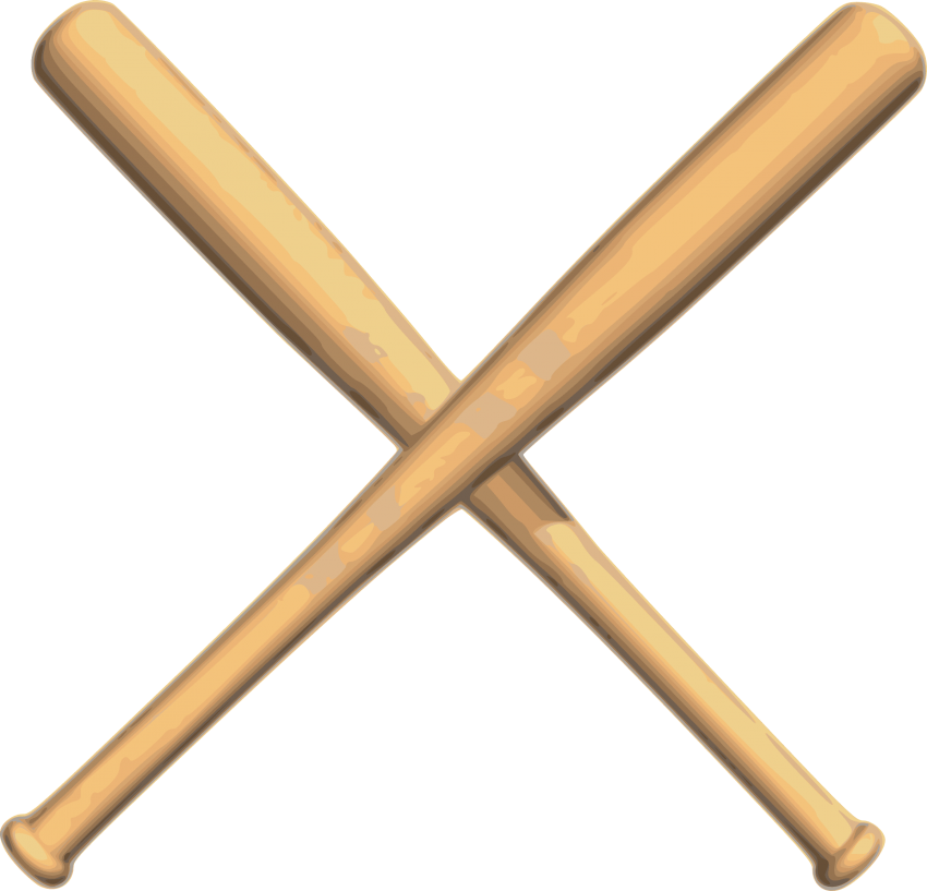 Baseball bat one color clipart png download baseball bat png - Free PNG Images | TOPpng png download