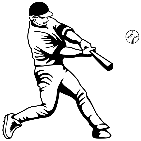 Baseball hitting clipart clip library download 28+ Collection of Baseball Hit Drawing | High quality, free cliparts ... clip library download