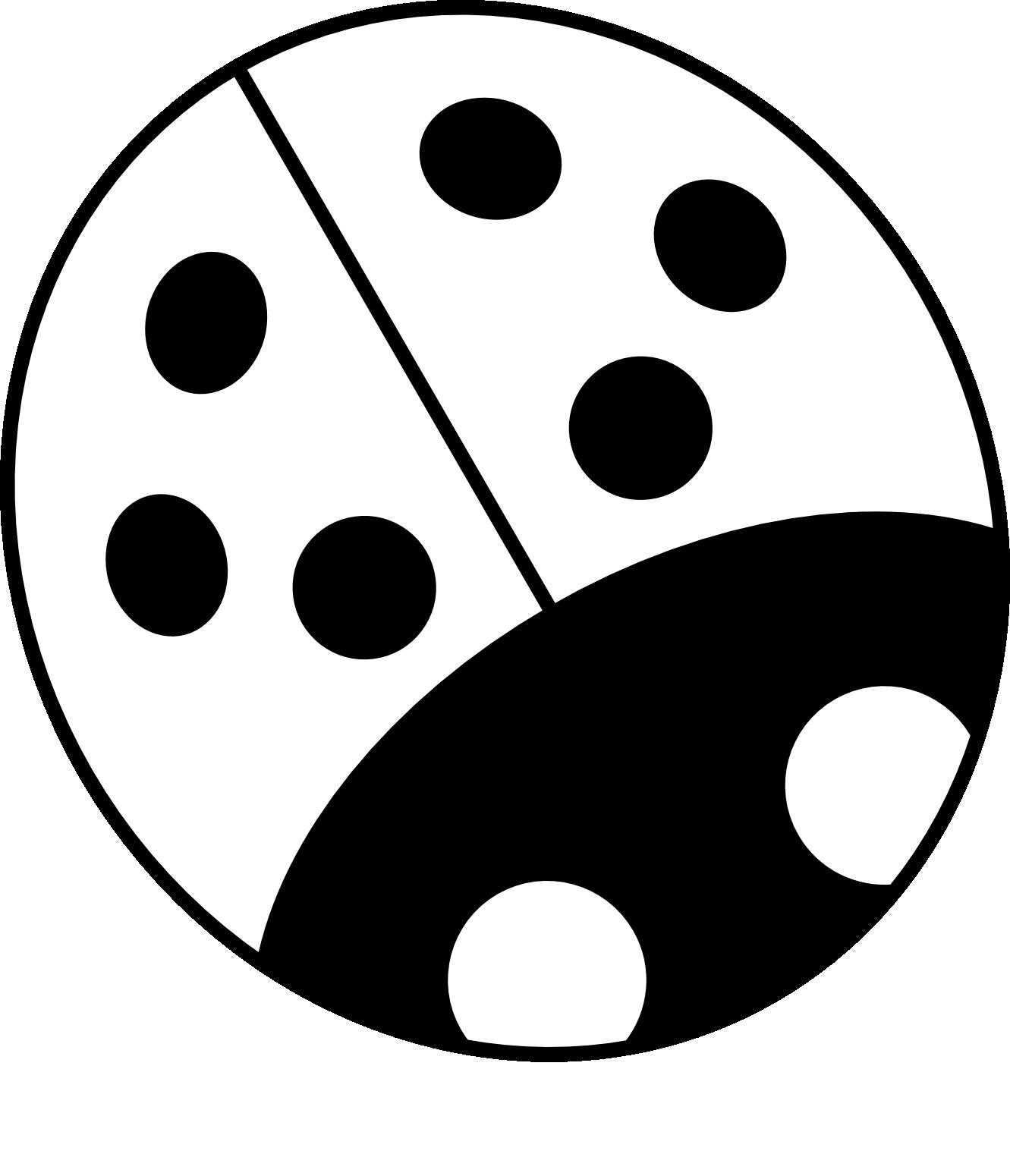 Baseball black and white clipart design clip library download clip art black and white | Ladybug 12 Black White Line Art Flower ... clip library download