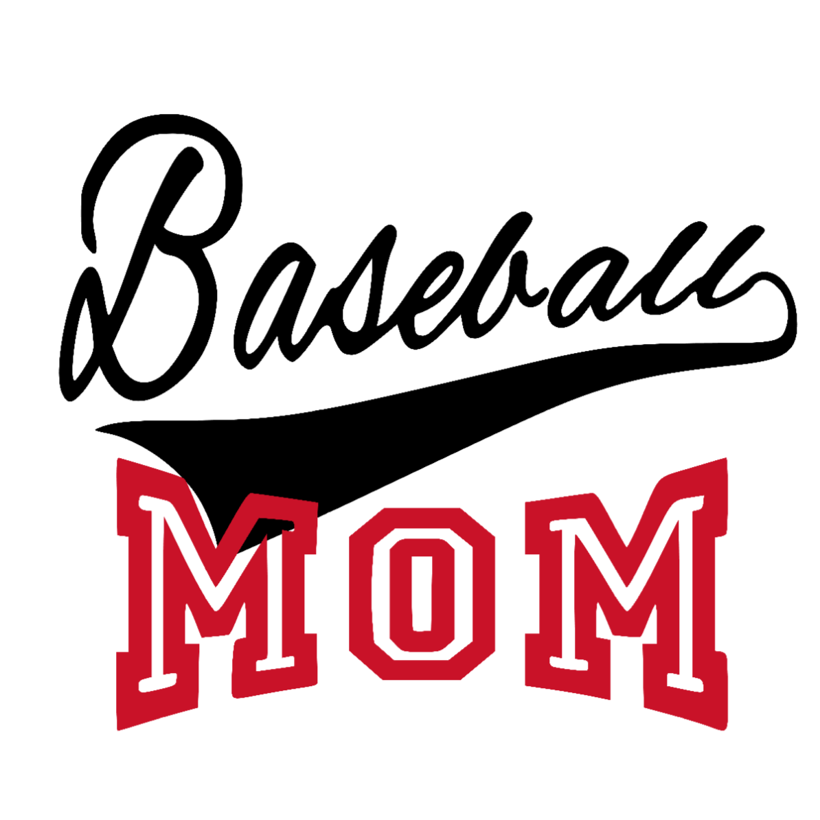 Baseball mom clipart black & white clip art library Baseball Mom PNG Transparent Baseball Mom.PNG Images. | PlusPNG clip art library