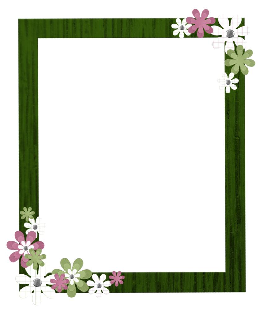 Clipart of basketball borders clipart royalty free download Green Border Frame PNG Clipart - peoplepng.com clipart royalty free download