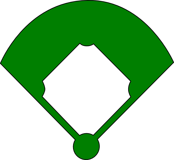 Free baseball graphics clipart vector free library Baseball Field Clip Art at Clker.com - vector clip art online ... vector free library
