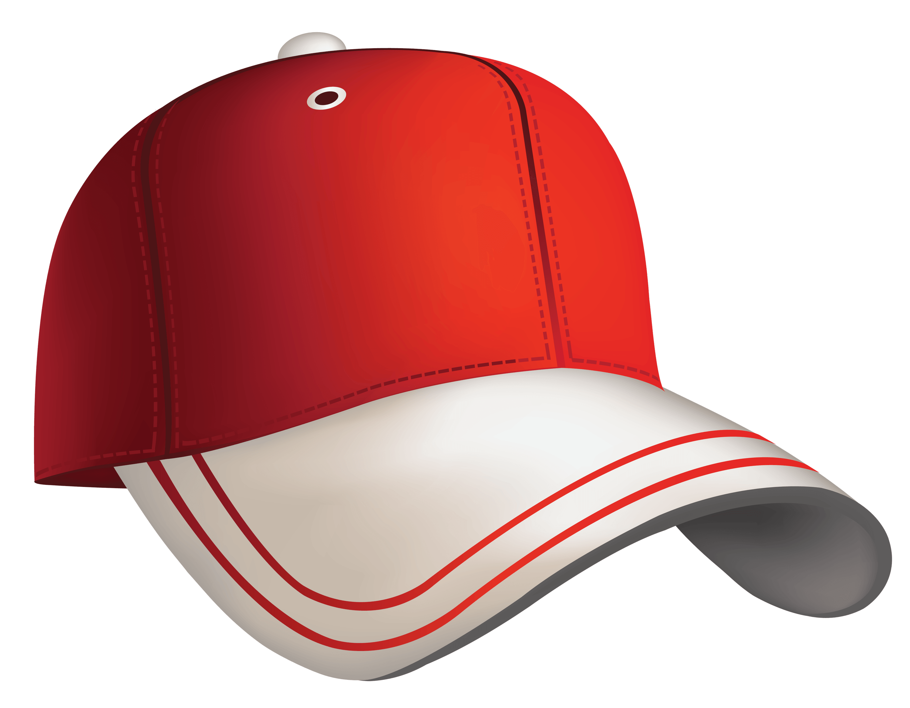 Baseball cap black and white clipart png freeuse library Baseball Cap transparent PNG - StickPNG png freeuse library