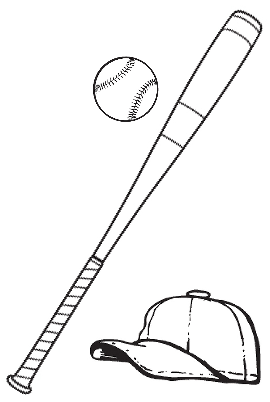 Wiffle ball and bat clipart banner library library Free Bat Ball Pictures, Download Free Clip Art, Free Clip Art on ... banner library library