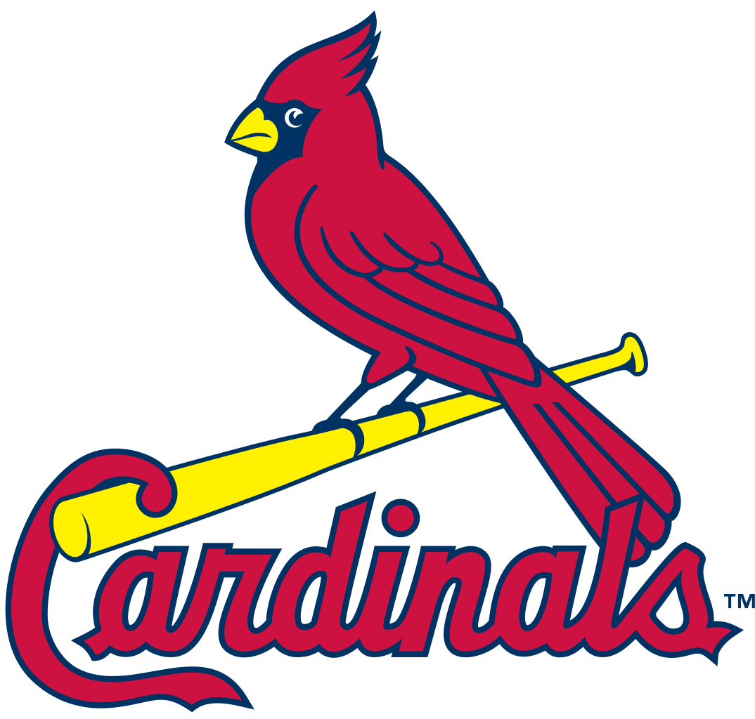 Cardinal baseball clipart banner royalty free download St. Louis Cardinals Logo transparent PNG - StickPNG banner royalty free download