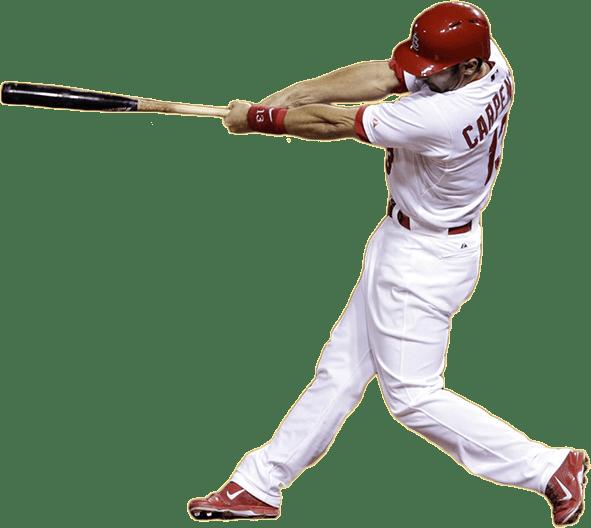 Cardinals baseball clipart clipart freeuse stock St. Louis Cardinals Matt Carpenter transparent PNG - StickPNG clipart freeuse stock