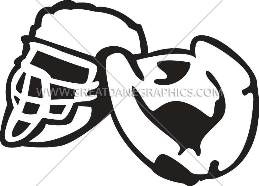 Baseball catcher clipart black and white png library download Baseball Catchers Gear | Production Ready Artwork for T-Shirt Printing png library download
