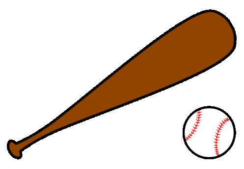 Baseball chain banner clipart free jpg transparent Baseball Bat Crossed   Free download best Baseball Bat Crossed on ... jpg transparent