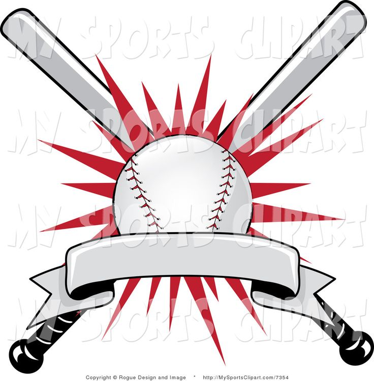 Baseball chain banner clipart free graphic royalty free library Baseball Bat Crossed | Free download best Baseball Bat Crossed on ... graphic royalty free library