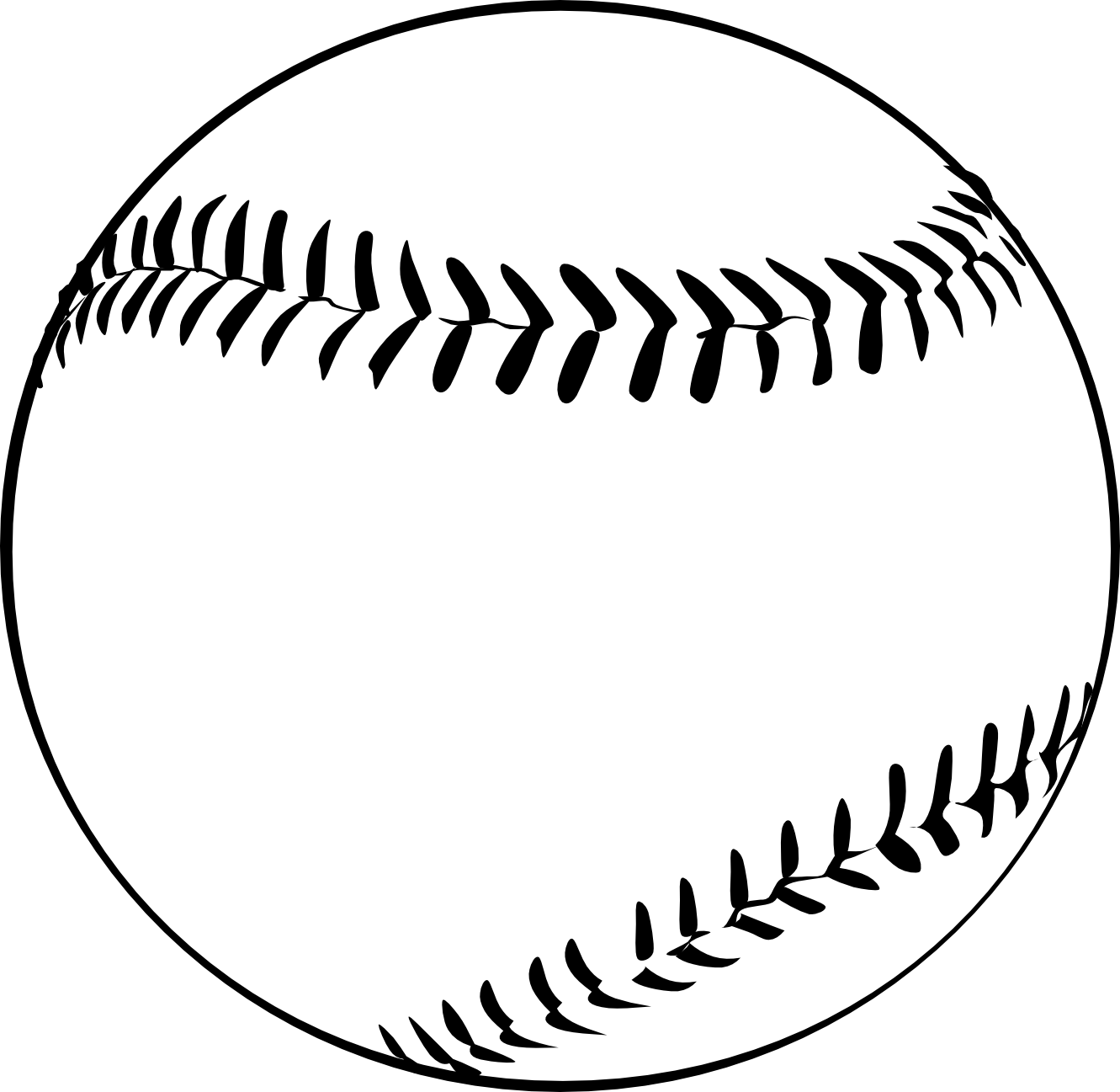 Free clipart images for baseball svg royalty free download Baseball Clipart Black And White | Letters Format svg royalty free download