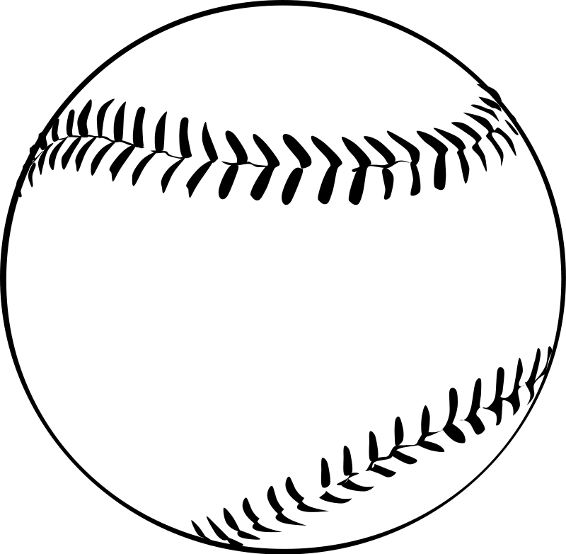 Softball free clipart graphic stock Free Softball Clip Art | Baseball Sports Clipart Pictures Royalty ... graphic stock