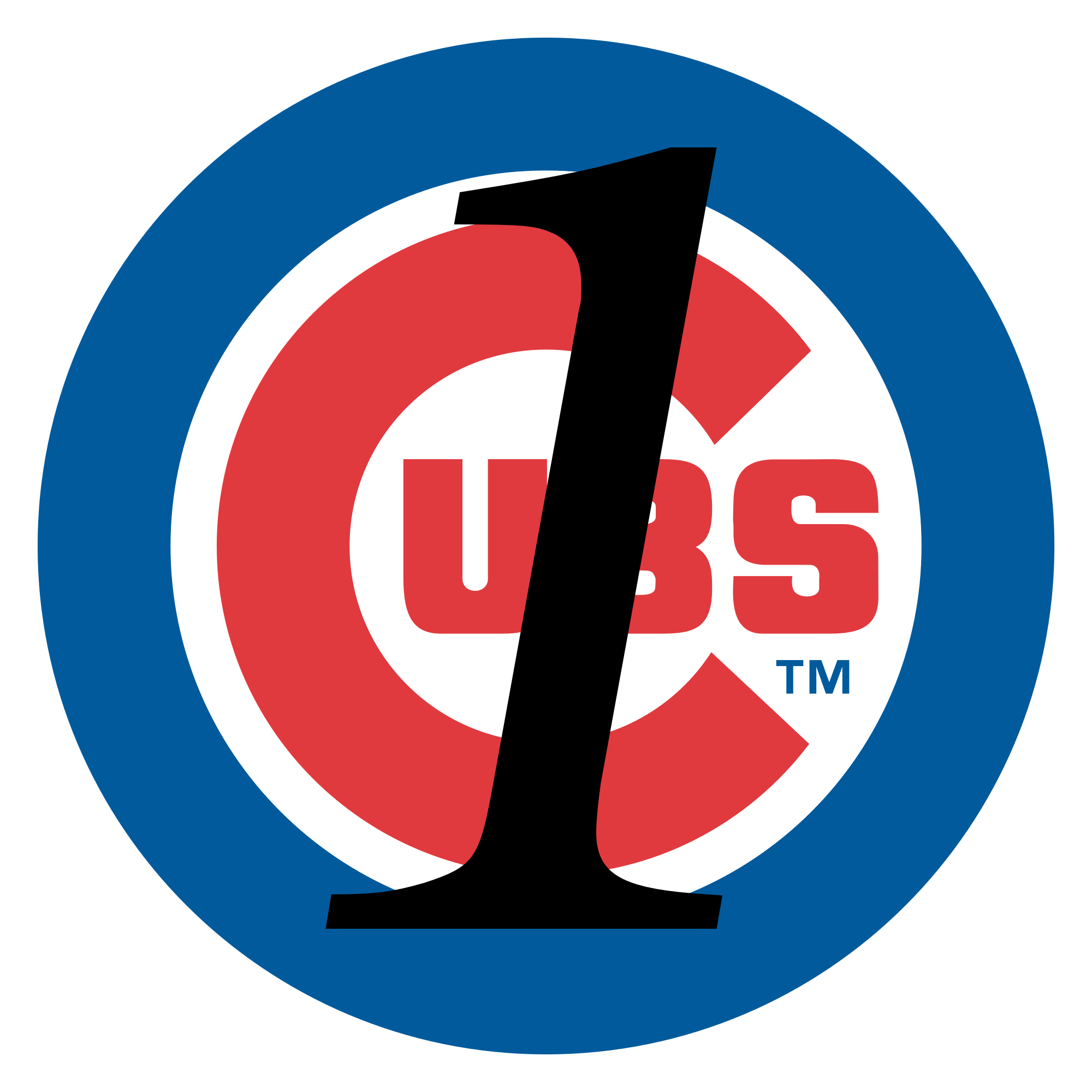 Cubs baseball clipart jpg library stock Life Through the Eyes of an Ambulance Driver » Blog Archive » Cubs ... jpg library stock