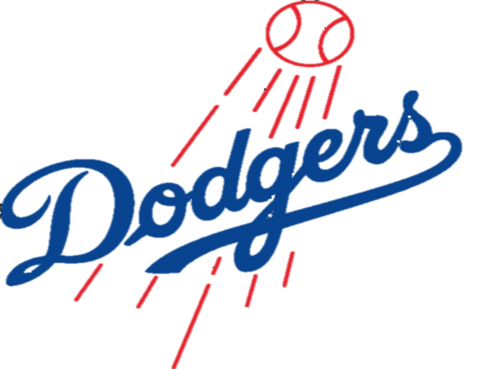 Baseball clipart free la dodgers image free stock Los Angeles Dodgers Pandora Womens Unforgettable Moment Baseball ... image free stock