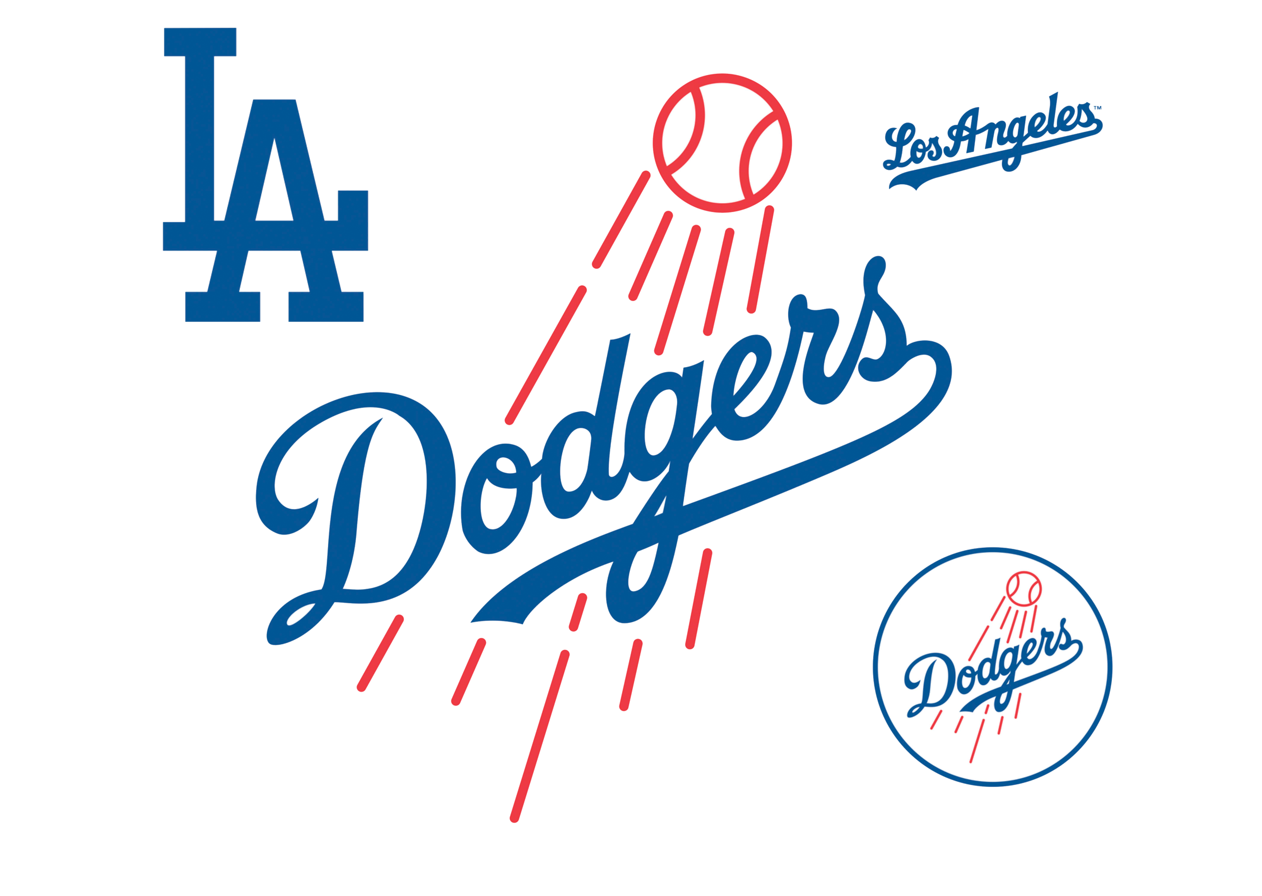 Baseball clipart free la dodgers png freeuse library All Dodgers Logos PNG Image - PurePNG | Free transparent CC0 PNG ... png freeuse library