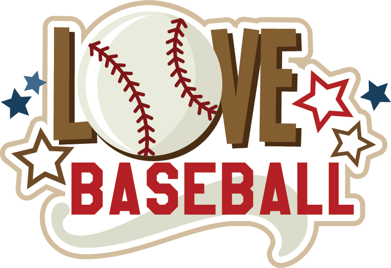Baseball clipart large banner transparent stock Love Baseball SVG Scrapbook Collection baseball svg files for ... banner transparent stock