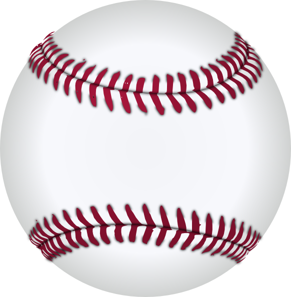 Clipart baseball diamond picture black and white stock Baseball Clip Art at Clker.com - vector clip art online, royalty ... picture black and white stock