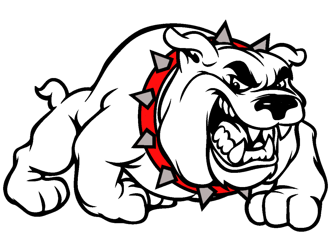 High school basketball clipart transparent library Bulldog Baseball Logo | Clipart Panda - Free Clipart Images transparent library
