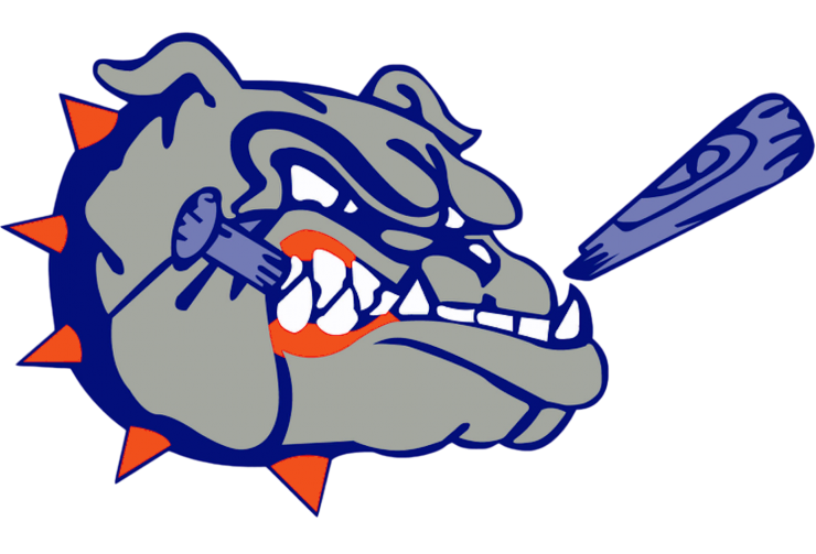 Baseball logos clipart jpg freeuse McKinney North Baseball Bulldogs :: JV Orange jpg freeuse