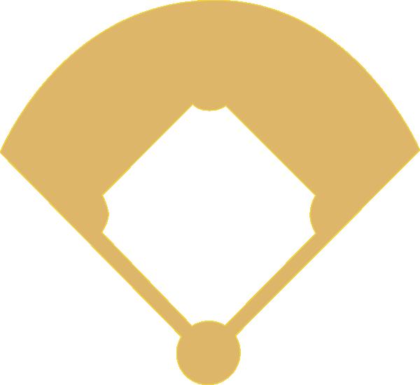 Cool baseball clipart svg library download Baseball Infield Track Clip Art at Clker.com - vector clip art ... svg library download