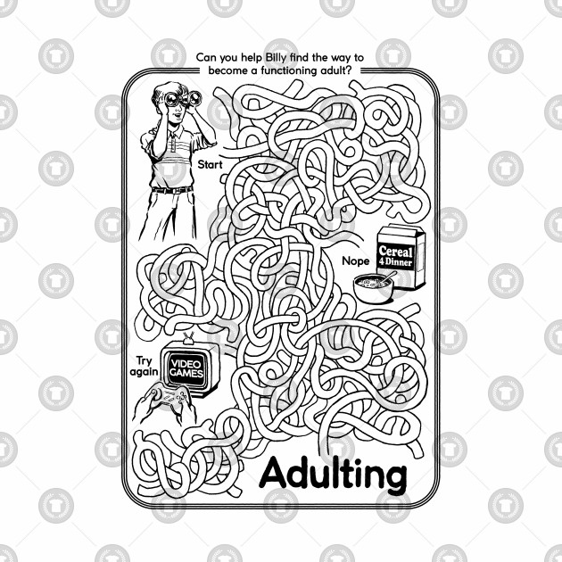 Baseball clipart maze png Impossible Maze png