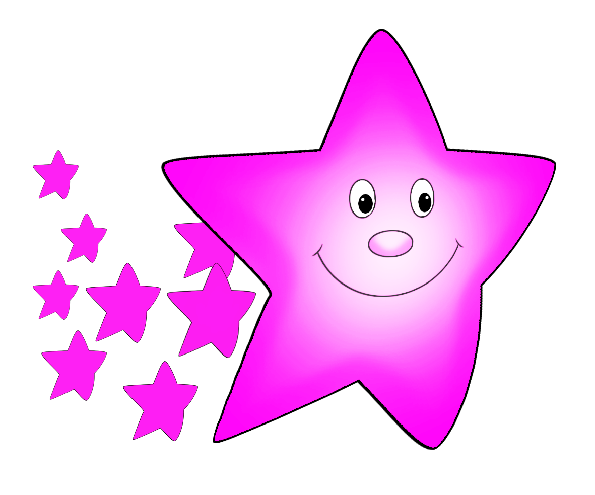 Pink and purple star background clipart jpg black and white stock pink comet clipart | Clipart | Pinterest | Star clipart jpg black and white stock