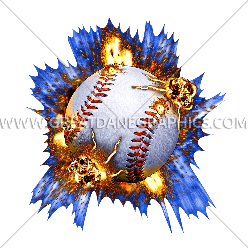 Free baseball graphics clipart graphic transparent Baseball clipart explosion ~ Frames ~ Illustrations ~ HD images ... graphic transparent