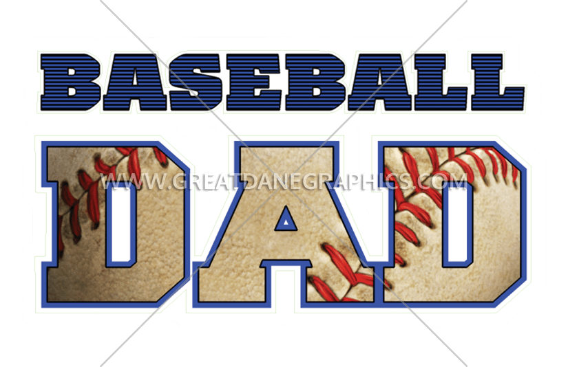Baseball dad clipart clipart royalty free library Baseball Dad | Production Ready Artwork for T-Shirt Printing clipart royalty free library