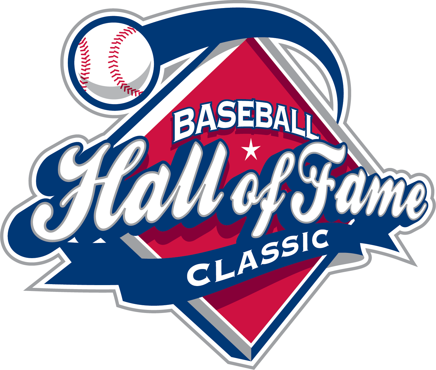 Baseball day clipart svg royalty free library 2016 HOF Classic Features Baseball's Biggest Stars in Memorial Day ... svg royalty free library