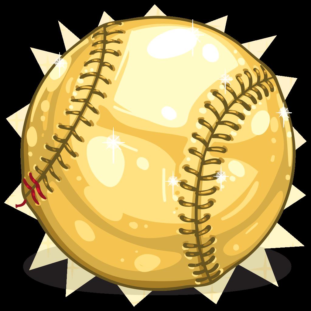 Baseball day clipart svg Item Detail - Golden Baseball :: ItemBrowser :: ItemBrowser svg