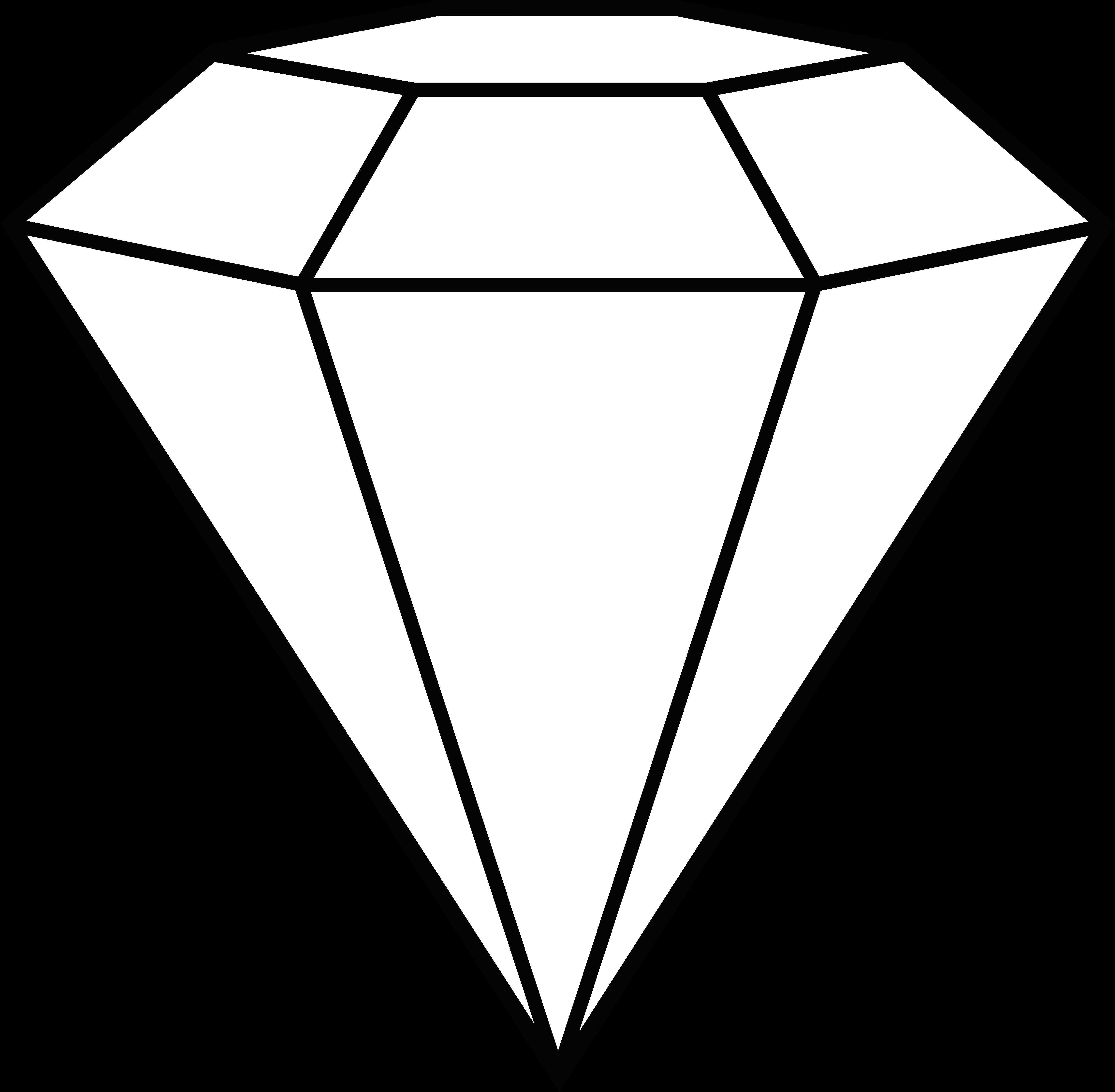 Baseball diamond clipart black and white clipart download Diamond Clipart | jokingart.com clipart download