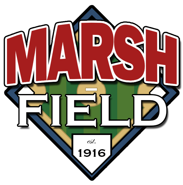 Baseball diamond with stripes clipart svg free download Historic Marsh Field - Home svg free download