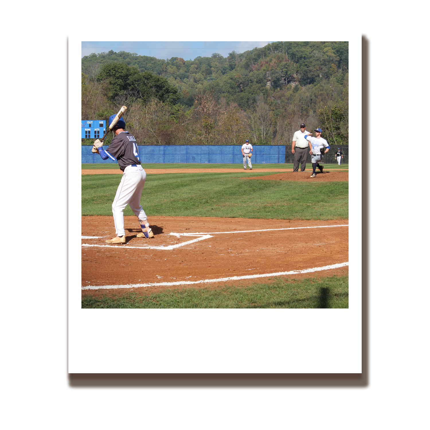 Baseball diamond clipart with positions graphic transparent library Athletics | Alice Lloyd College graphic transparent library
