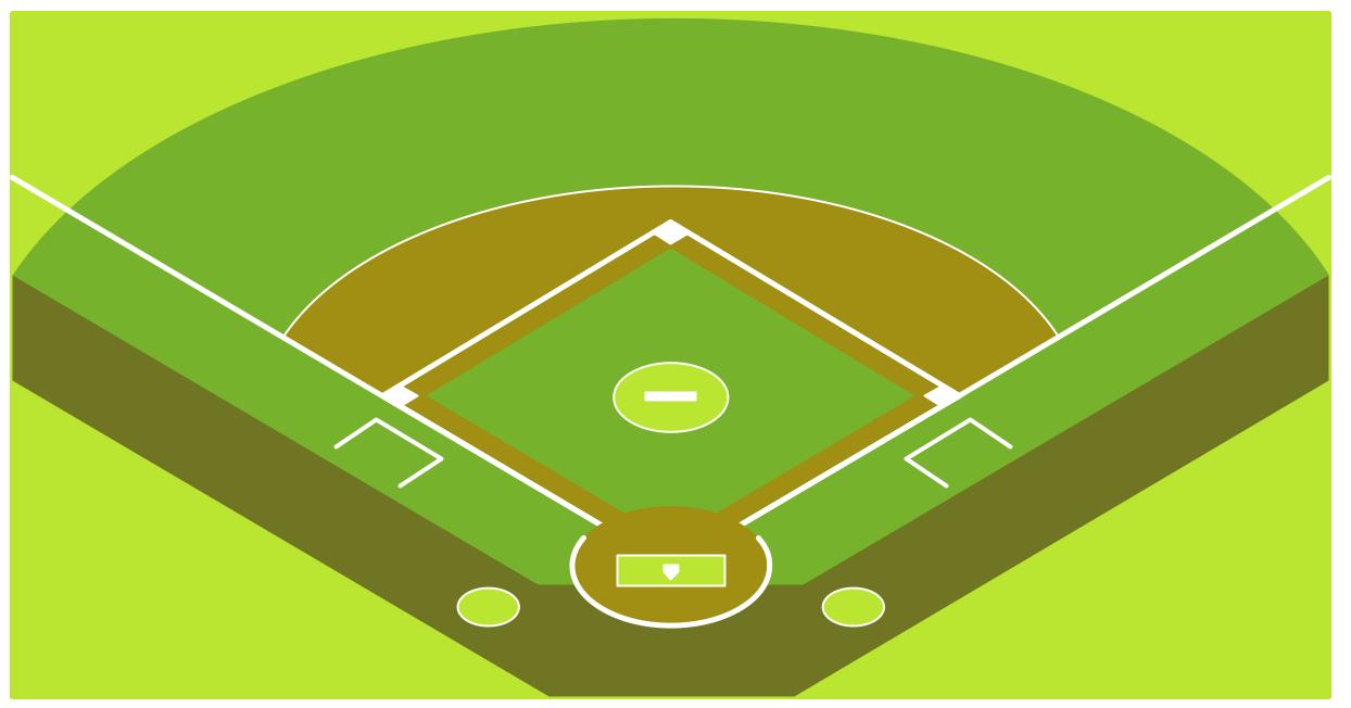 Baseball diamond images clipart graphic freeuse download Baseball diamond baseball park clipart clipart – Gclipart.com graphic freeuse download